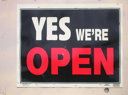 yes-were-open