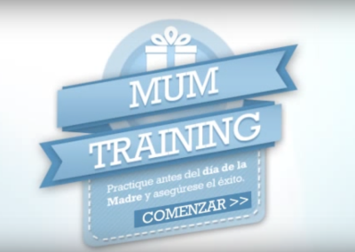 PayPal Spain – Mum Training