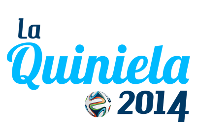 La Quiniela 2014 – Logo