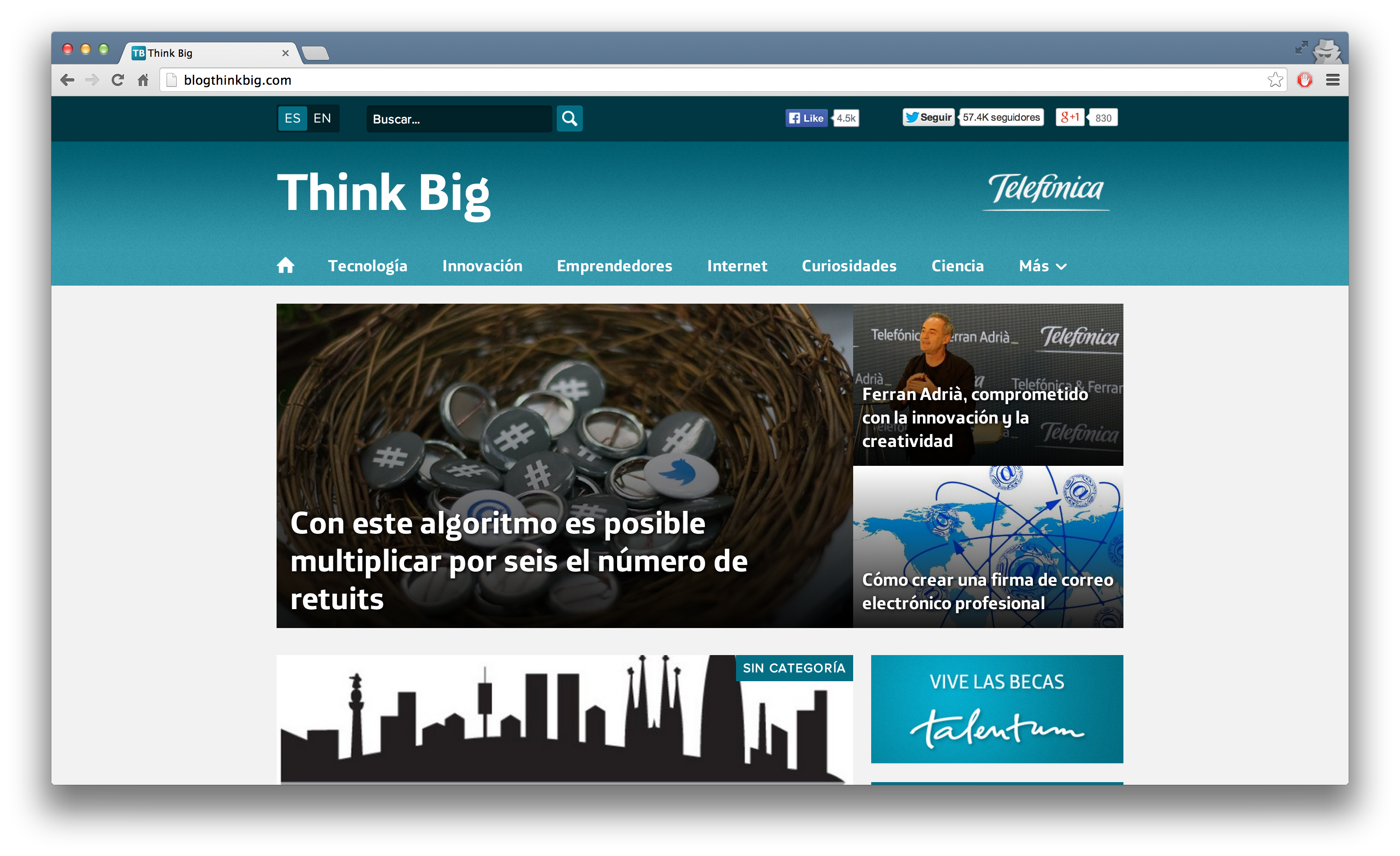 Blog Think Big