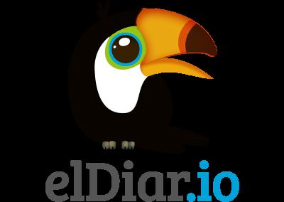 elDiar.io – Logo