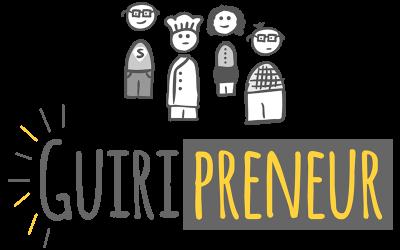 Guiripreneur – Logo
