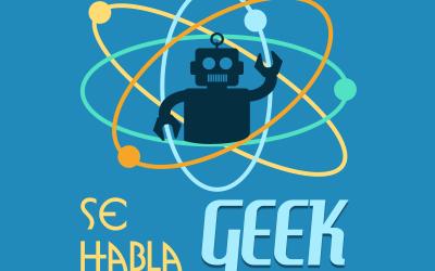 Se Habla Geek – Logo