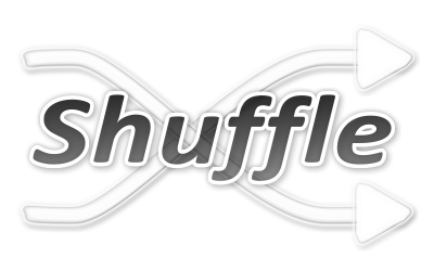 Shufflecast – Logo